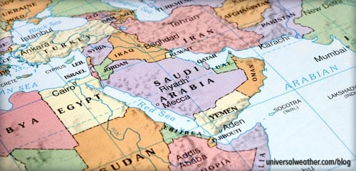 Flying to the Middle East: 7 FAQs by Business-Aviation Operators ...