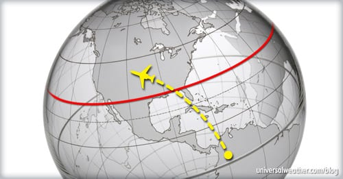 Border Overflight Exemptions for Business Aviation