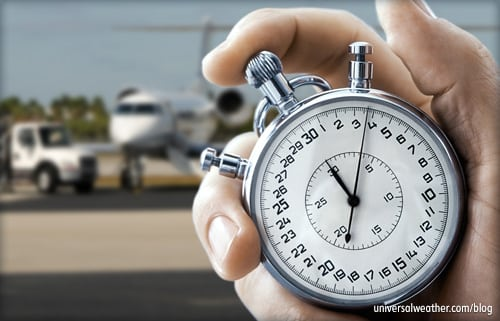 5 of the World's Most Popular Tech Stops for Business Aviation