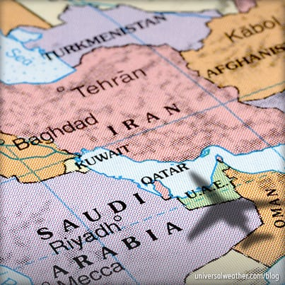U.S. Sanctioned Countries Series: Business Aviation Operations to Iran