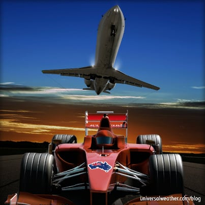 8 Tips for Flying to the Australian Formula 1 Grand Prix