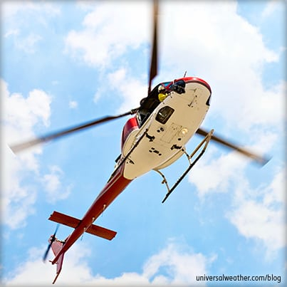 Heli Flight Ops – Unique Planning