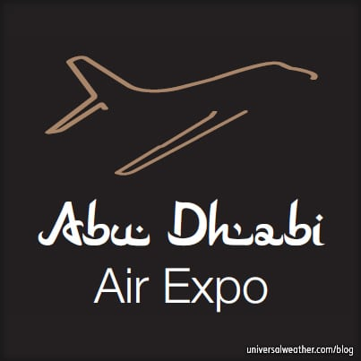 Preparing for the Abu Dhabi Business Air Expo