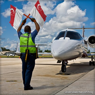 FAQs on Arranging Ground Handling in Singapore