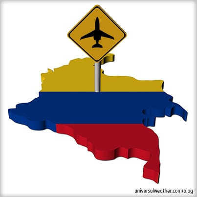 Operating to Colombia – Landing Permits, Importation and More