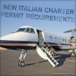 Changes in Italian Charter Flight Permit Regulation – Explained