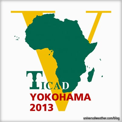 Tokyo International Conference on African Development