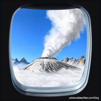 Risks Volcanic Activity and Ash Clouds Have on Business Aviation – Part 1: Determining Risks