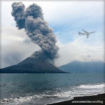 Risks Volcanic Activity and Ash Clouds Have on Business Aviation – Part 2: Avoiding Potential Risks