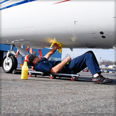 Top 5 Cleaning Chemicals You Should Never Use On an Aircraft