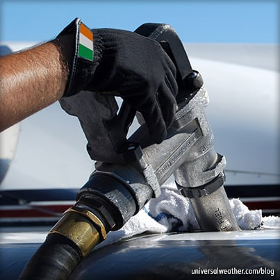 Requesting Jet Fuel and Other BizAv Services in Ireland