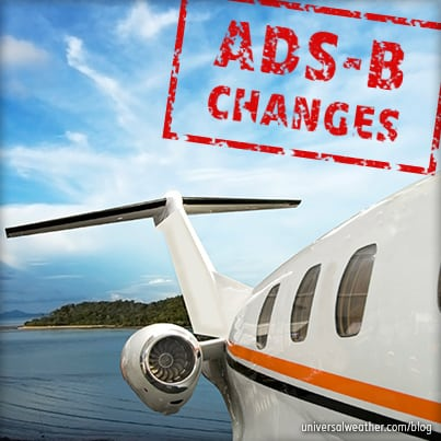 ADS-B Requirements Coming Into Effect