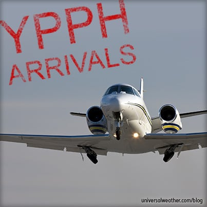 Business Aircraft Operations to Perth, Australia