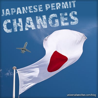 Japan Flight Permit Changes - Improvements for Business Aviation