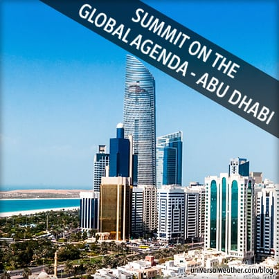 Abu Dhabi Bizav: 2013 Summit on the Global Agenda