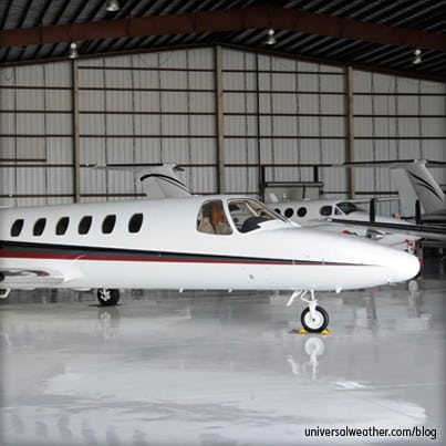 Top 3 Fall and Winter Cleaning Tips for Your Aircraft