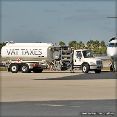 Benefits of EU VAT Exemption Programs for Jet A-1 Uplifts