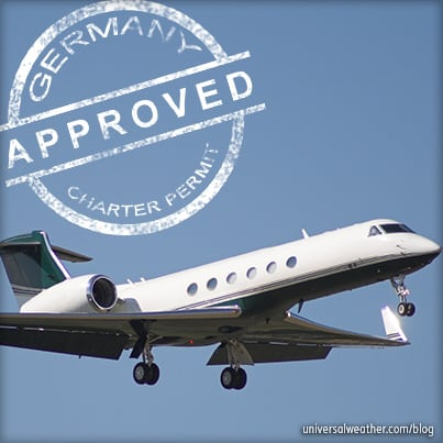 Charter Flight Operations to Germany: Landing Permits 101