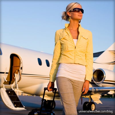 Business Aviation Trip Planning Tips: London Fashion Week 2014