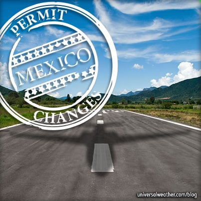 Mexico Landing Permit Changes – Part 1: Private Ops