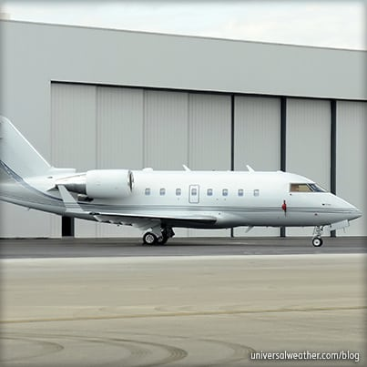 Business Aircraft Operations in the UK: Ground Handling