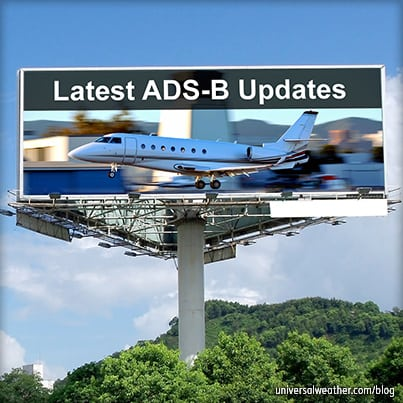 Business Aviation ADS-B Mandates - Where Are We Now?