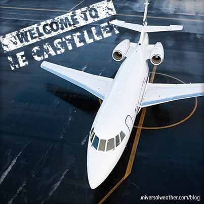 Business Aircraft Ops to the French Riviera via Le Castellet: Part 1 - Airport Considerations