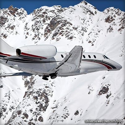 Snow – Its Effects on Aircraft & Runways: Part 1 – Types of Snow