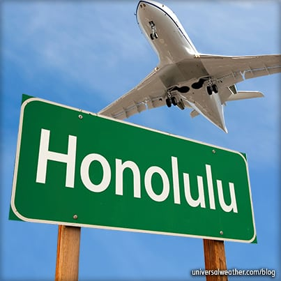 Top Considerations for Business Jet Operations to Honolulu