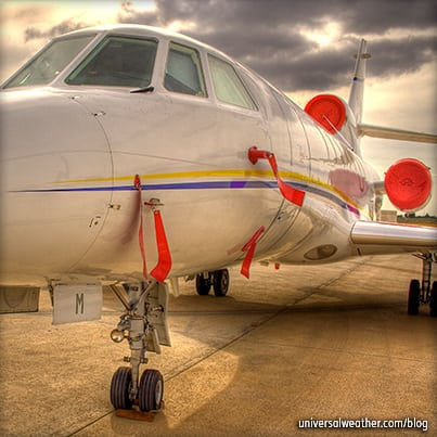 Tips for Securing Your Aircraft on the Ground