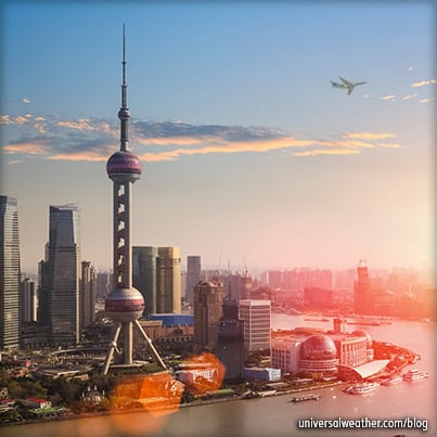 Guide to Flight Ops Into Shanghai for ABACE 2015 – Part 1: Airports & Parking