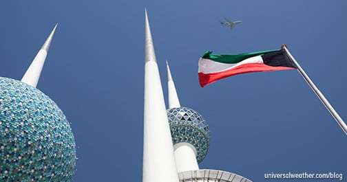 12 Tips for Business Aircraft Operations in Kuwait