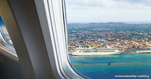 Business Aircraft Operations to Aruba: Catering, Cars, Pets & Guns