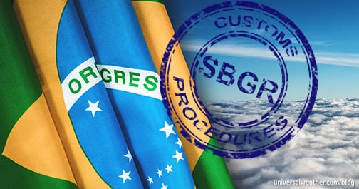UPDATE: Procedural Changes for Customs at Sao Paulo (SBGR) – Part 3: Operating Considerations