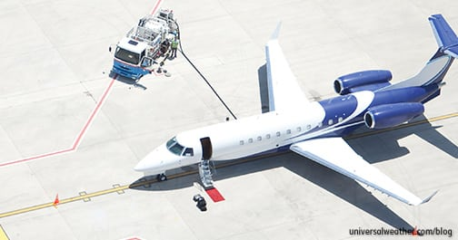 Business Aircraft Operations to Aruba: Fuel & Hotels