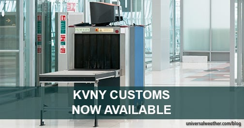UPDATE: CIQ Services Now Available at Van Nuys (KVNY)