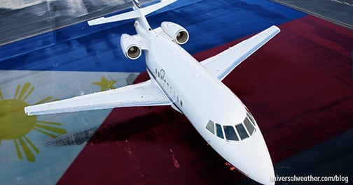 Business Aircraft Ops in the Philippines – CIQ and Security