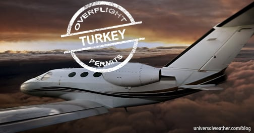 Turkey Overflight Permit Changes – Part 1: Good News for Bizav