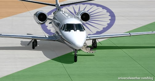 Business Aircraft Ops to India: Airport Options