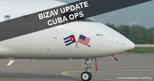 UPDATE: Cuban Ops - What BizAv Operators Need to Know