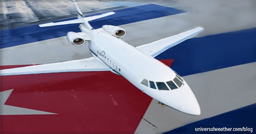 Cuba APIS requirements Now Required for BizAv Ops