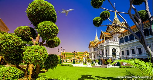 Bangkok – Which Airport to Pick: Part 2 – CIQ and Security