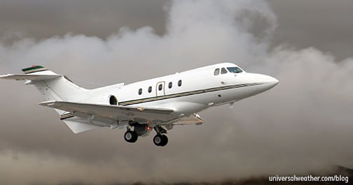 Business Aircraft Ops to India: Additional Flight Planning Considerations & Weather