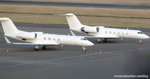 Weapons and Game Transportation on Business Aircraft: Part 1 of 2 – Travel Options