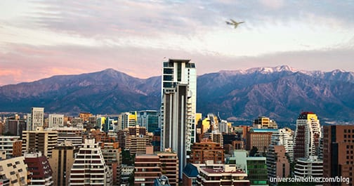 Bizav Ops to Santiago, Chile for FIDAE 2016 – Part 1: Airports & Parking
