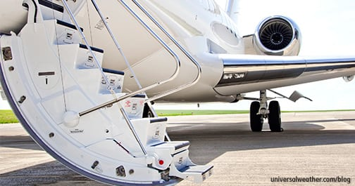 Business Aircraft Ops to Japan: Additional Services & Security