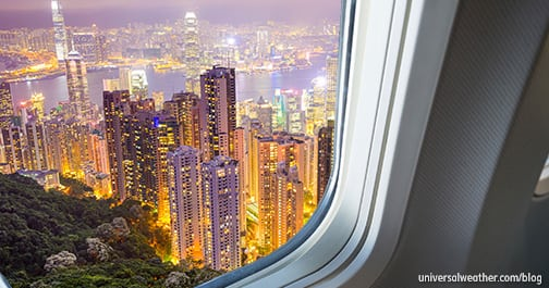 Business Aviation Operating to Hong Kong: Hotels, Local Transport, and Security