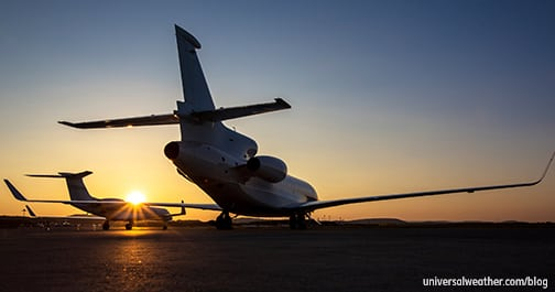 Business Aircraft Ops to Japan: Slots Requirements