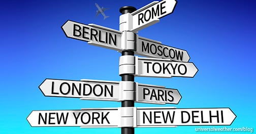 Route Planning Considerations for Overflight and Landing Permits
