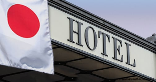 Business Aircraft Ops to Japan: Local Area, Ground Transport & Hotels